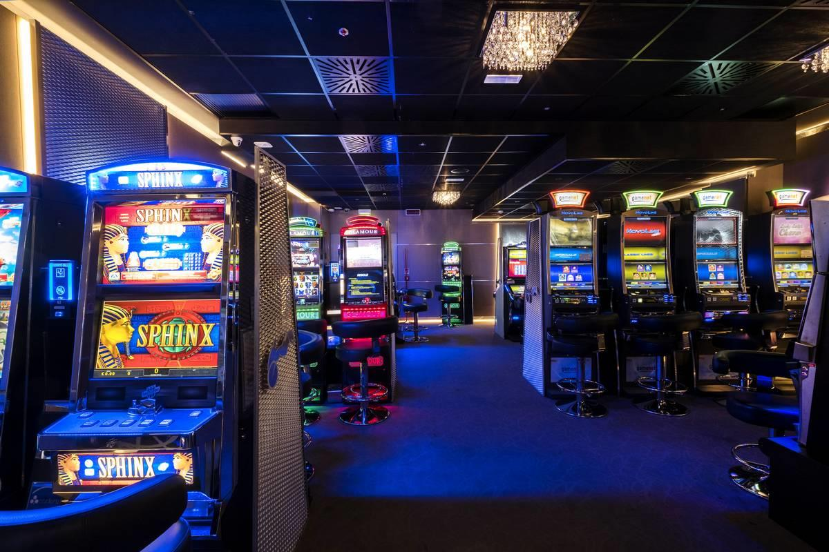 gaming hall modena