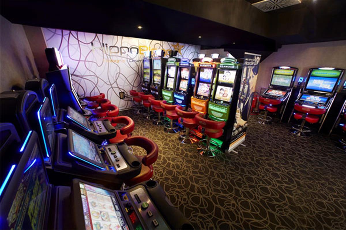 gaming hall bologna