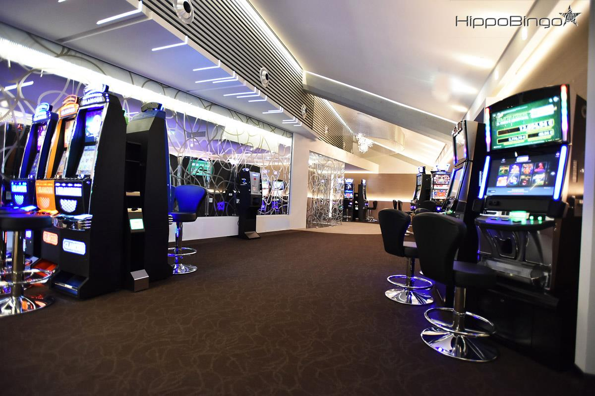 gaming hall firenze